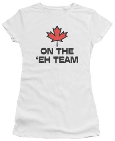 Juniors: The 'Eh Team