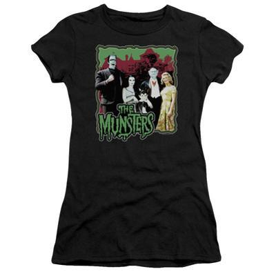 Juniors: The Munsters- Normal Family