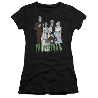Juniors: The Munsters- The Family