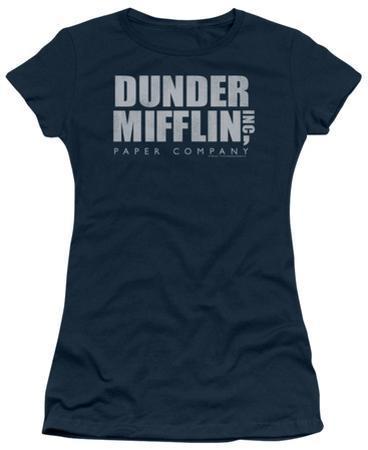 Juniors: The Office - Dunder Mifflin Distressed