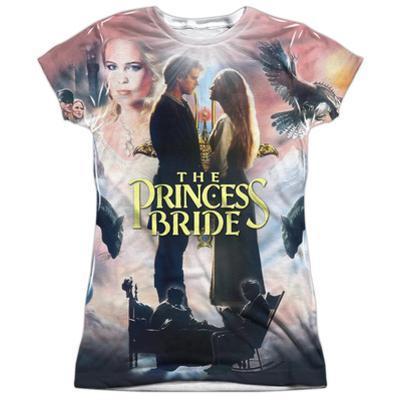 Juniors: The Princess Bride- Soft Collage