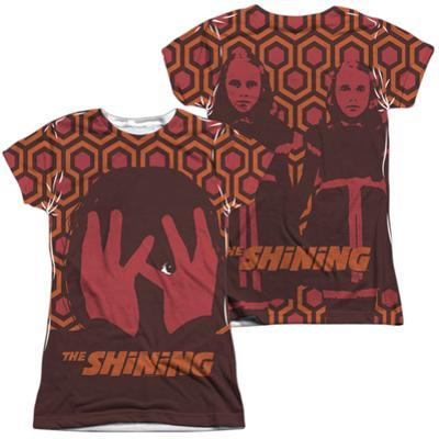 Juniors: The Shining- Afraid To Look (Front/Back)