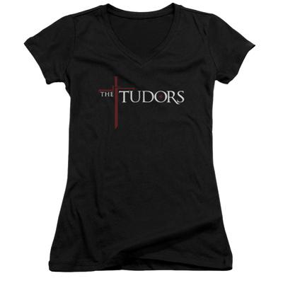 Juniors: The Tudors - Logo V-Neck