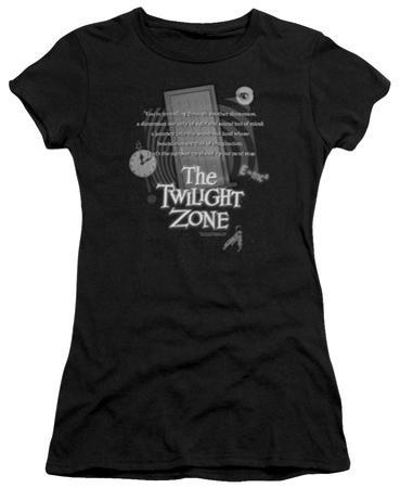 Juniors: The Twilight Zone- Monologue