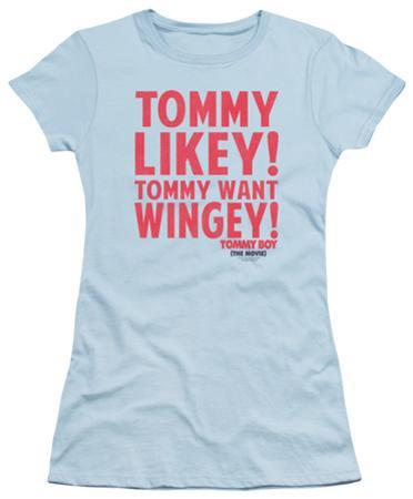 Juniors: Tommy Boy - Want Wingey