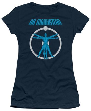 Juniors: Watchmen - Anatomy