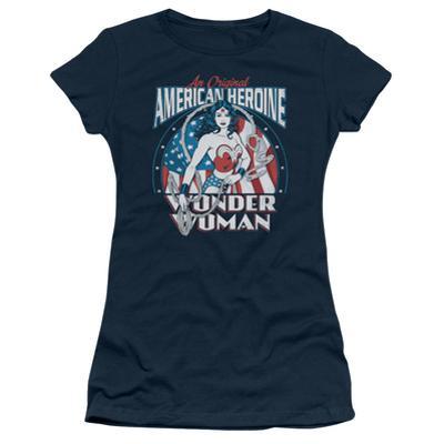 Juniors: Wonder Woman- Original American Heroine