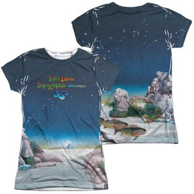 Juniors: Yes- Topographic Oceans (Front/Back)