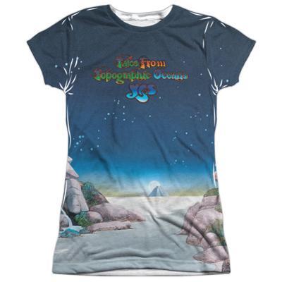 Juniors: Yes- Topographic Oceans
