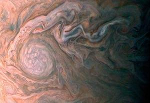 Jupiter Picture (NASA Juno Mission)