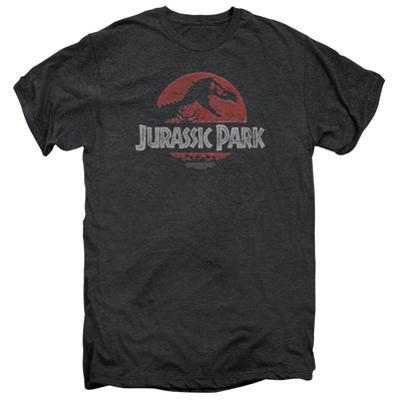Jurassic Park - Faded Logo (premium)