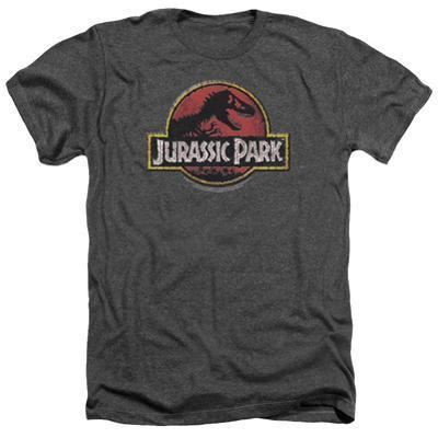 Jurassic Park - Stone Logo