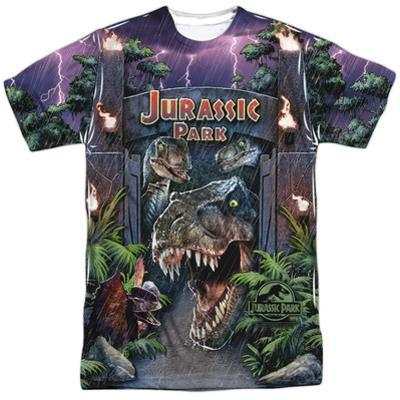 Jurassic Park - Welcome To The Park