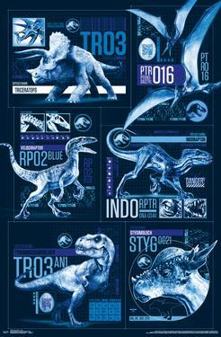 Jurassic World 2 - Grid