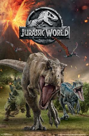 Jurassic World 2 - Group