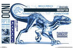 Jurassic World 2 - Indo-Raptor