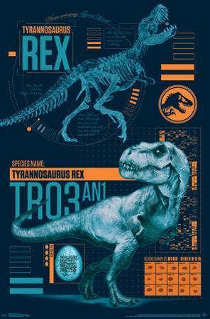 Jurassic World 2 - T-Rex