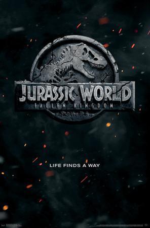 Jurassic World 2 - Teaser Logo
