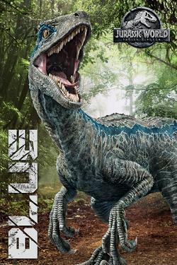 Jurassic World Fallen Kingdom - Blue