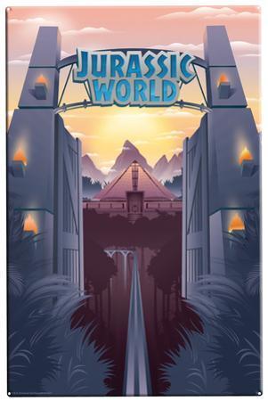Jurassic World - Park Gates