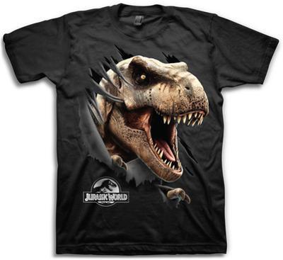 Jurassic World Tear Through