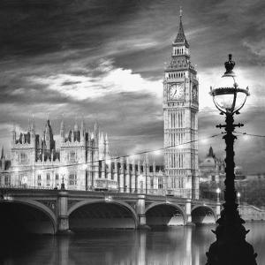 Big Ben by Jurek Nems