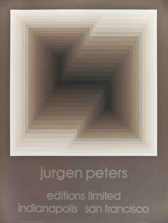 Diagonal by Jurgen Peters
