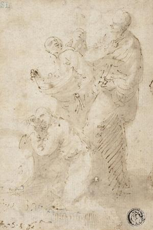 A group of figures, c.1649 by Jusepe de Ribera