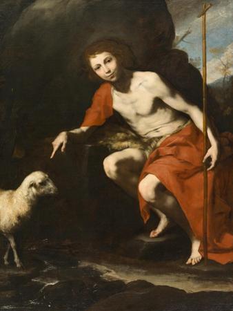 St. John the Baptist, c.1624 by Jusepe de Ribera
