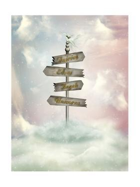 Fantasy Signage by justdd