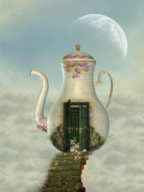 Teapot House by justdd