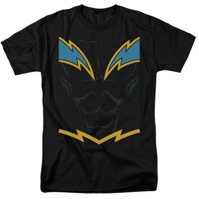 Justice League- Black Lightning Costume Tee