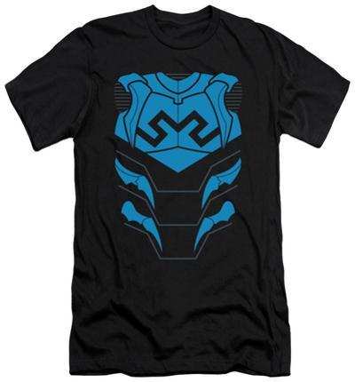 Justice League - Blue Beetle Costume Tee (slim fit)