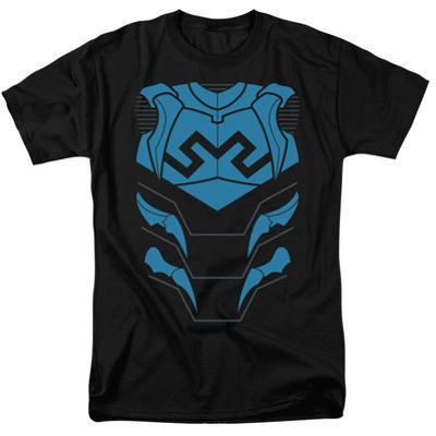 Justice League - Blue Beetle Costume Tee