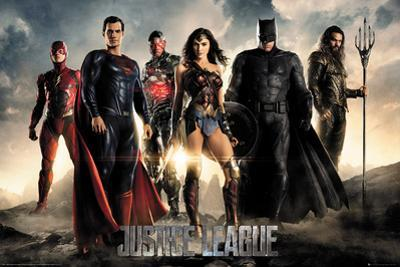 Justice League - Characters