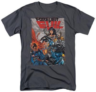 Justice League - Crime Syndicate