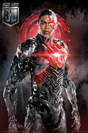 Justice League - Cyborg Solo
