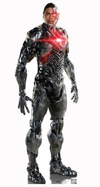 Justice League - Cyborg