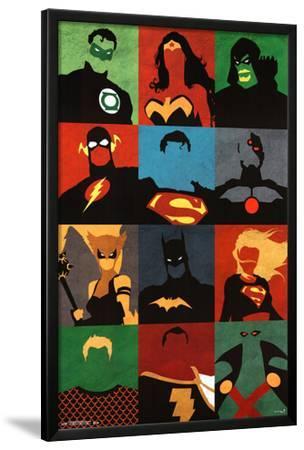 Justice League - Minimalist