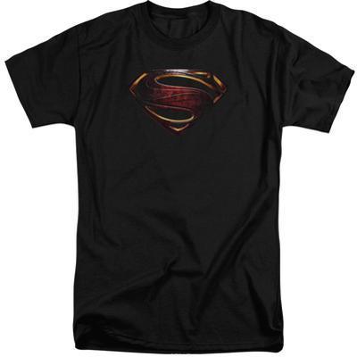 Justice League Movie - Superman Logo (Big & Tall)
