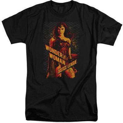 Justice League Movie - Wonder Woman (Big & Tall)