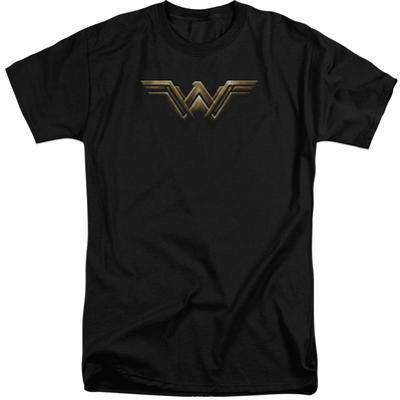 Justice League Movie - Wonder Woman Logo (Big & Tall)