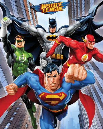 Justice League- Rise