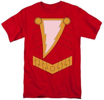 Justice League - Shazam Costume Tee