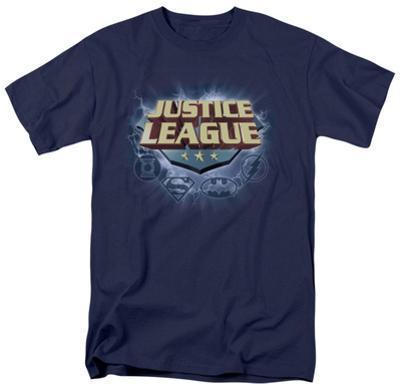 Justice League - Storm Logo