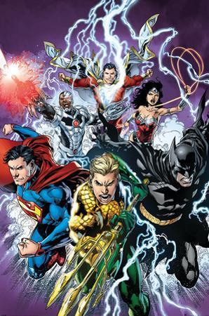 Justice League - Strike