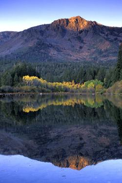 Fallen Leaf Lake Lake Tahoe, California by Justin Bailie
