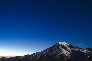 Mt. Rainier National Park, WA by Justin Bailie