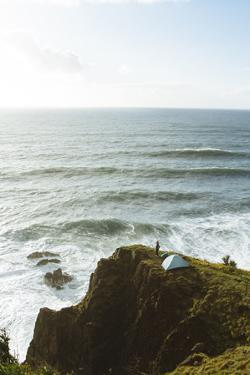 Oregon Coast Trail. Oswald West State Park, OR by Justin Bailie