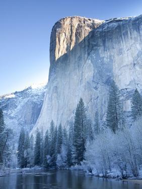 Scenic Image of El Capitan in Yosemite National Park. by Justin Bailie